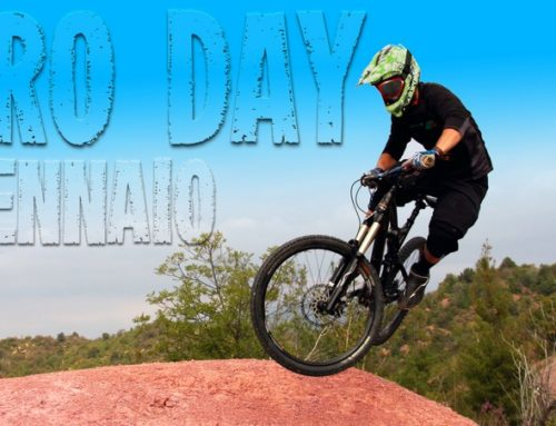 MTB Gravity – Enduro day alle rive rosse